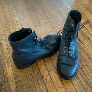 Ariat Heritage Lacer Boot. Size 10B.